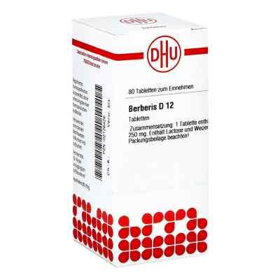 Berberis D 12 Tabletten  bei versandapo.de bestellen