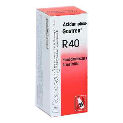 Acidumphos Gastreu R 40 Tropfen zum Einnehmen  bei versandapo.de bestellen