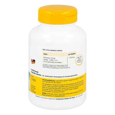 Bromelain 500 mg Tabletten  bei versandapo.de bestellen