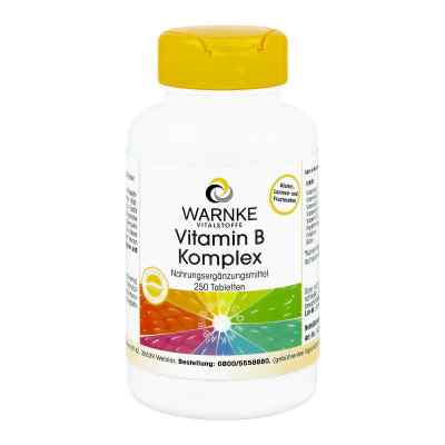 Vitamin B Komplex Tabletten  bei versandapo.de bestellen