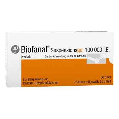 Biofanal Suspensionsgel  bei versandapo.de bestellen