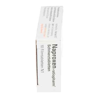 Naproxen-ratiopharm Schmerztabletten  bei versandapo.de bestellen