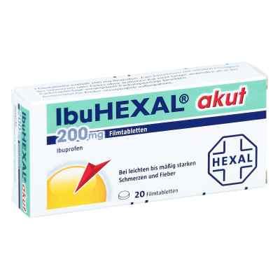 IbuHEXAL akut 200mg  bei versandapo.de bestellen