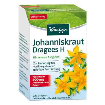 Kneipp Johanniskraut Dragees H  bei versandapo.de bestellen