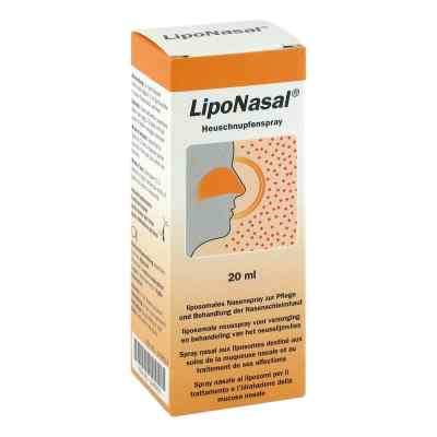 Liponasal Heuschnupfen Nasenspray  bei versandapo.de bestellen