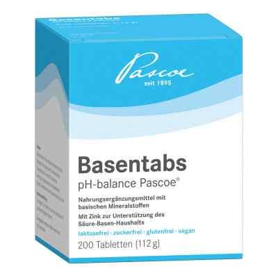 Basentabs pH Balance Pascoe Tabletten  bei versandapo.de bestellen