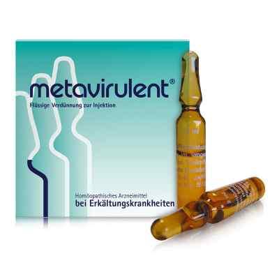 Metavirulent Injektionslösung  bei versandapo.de bestellen