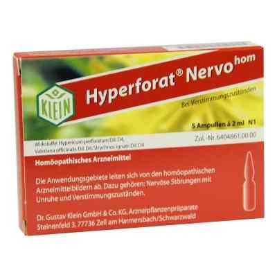 Hyperforat Nervohom Injektionslösung  bei versandapo.de bestellen