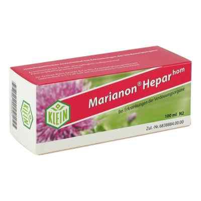 Marianon Heparhom Tropfen  bei versandapo.de bestellen