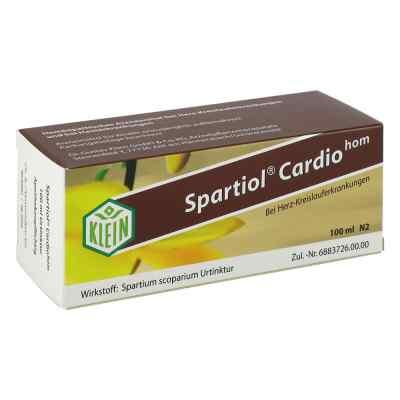 Spartiol Cardiohom Tropfen  bei versandapo.de bestellen