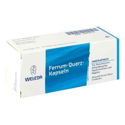Ferrum Quarz Hartkapseln  bei versandapo.de bestellen