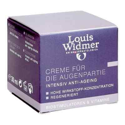 Widmer Creme für die Augenpartie leicht parfüm.  bei versandapo.de bestellen