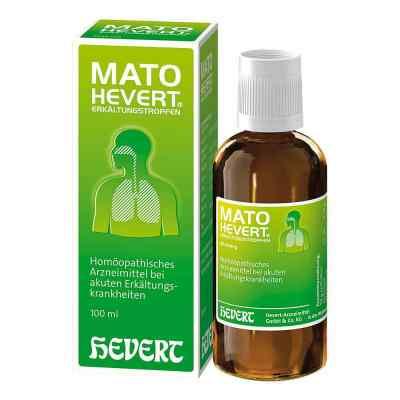 Mato Hevert Erkältungstropfen  bei versandapo.de bestellen