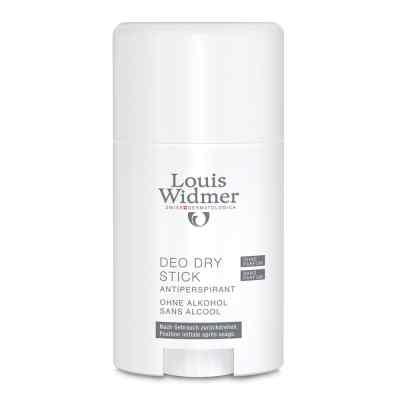 Widmer Deo Dry Stick leicht parfümiert  bei versandapo.de bestellen