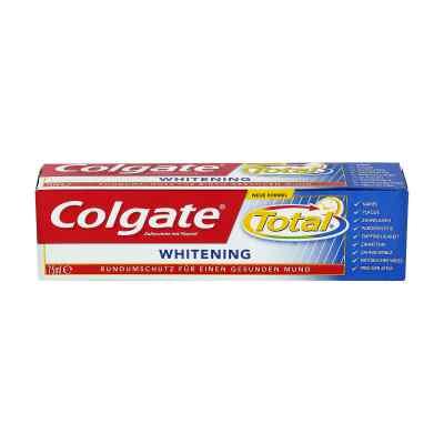 Colgate Total Plus Whitening Zahnpasta  bei versandapo.de bestellen