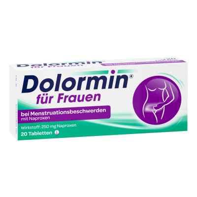 Dolormin für Frauen mit Naproxen  bei versandapo.de bestellen