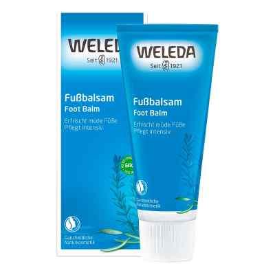 Weleda Fussbalsam  bei versandapo.de bestellen