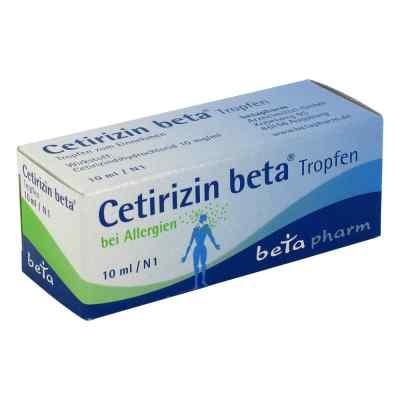Cetirizin beta  bei versandapo.de bestellen
