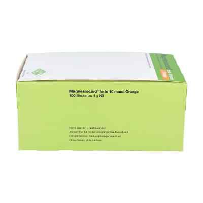 Magnesiocard forte 10 mmol Orange Pulver  bei versandapo.de bestellen