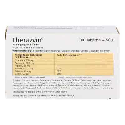 Therazym Tabletten  bei versandapo.de bestellen