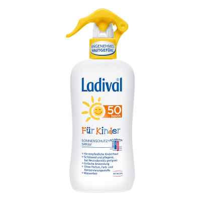 Ladival Kinder Spray Lsf 50  bei versandapo.de bestellen