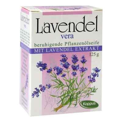 Kappus Lavendel Vera Pflanzenölseife  bei versandapo.de bestellen
