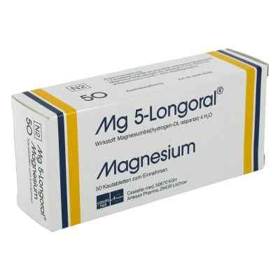 Mg 5 Longoral Kautabletten  bei versandapo.de bestellen