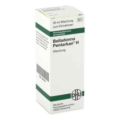 Belladonna Pentarkan H Liquidum  bei versandapo.de bestellen