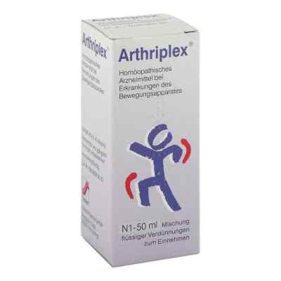 Arthriplex Tropfen  bei versandapo.de bestellen