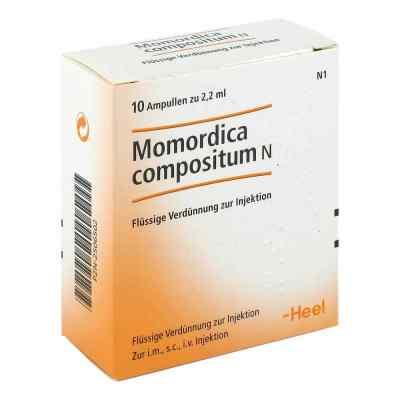 Momordica Compositum N Ampullen  bei versandapo.de bestellen