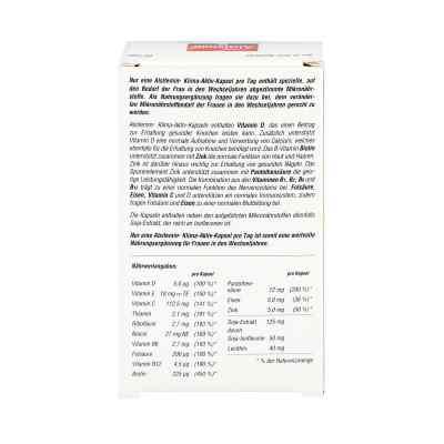 Alsifemin Klima Aktiv mit Soja 1x1 Kapseln  bei versandapo.de bestellen