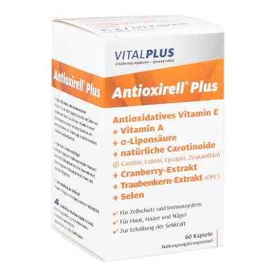 Antioxirell plus Kapseln  bei versandapo.de bestellen