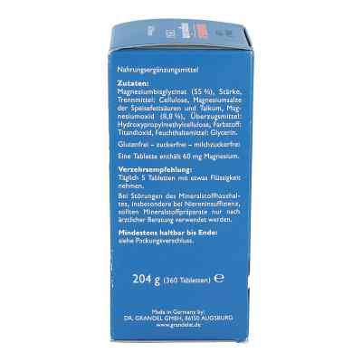 Grandelat Mag 60 Magnesium Tabletten  bei versandapo.de bestellen