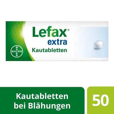 Lefax extra Kautabletten  bei versandapo.de bestellen