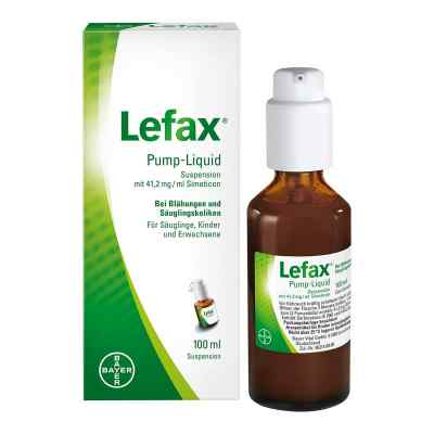 Lefax Pump-Liquid Suspension  bei versandapo.de bestellen