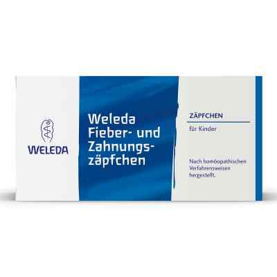 Fieber- Und Zahnungszäpfchen  bei versandapo.de bestellen