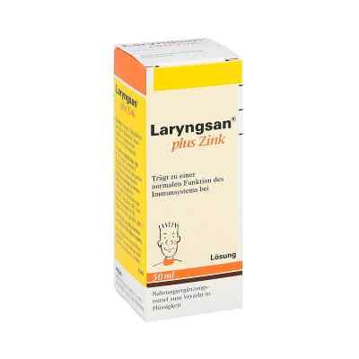 Laryngsan Plus Zink Lösung  bei versandapo.de bestellen