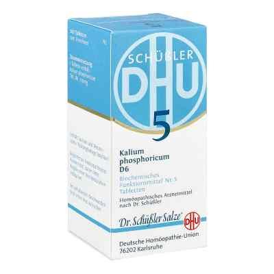 Biochemie Dhu 5 Kalium phosphorus D  6 Tabletten  bei versandapo.de bestellen