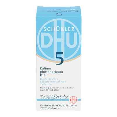 Biochemie Dhu 5 Kalium phosphorus D  12 Tabletten  bei versandapo.de bestellen
