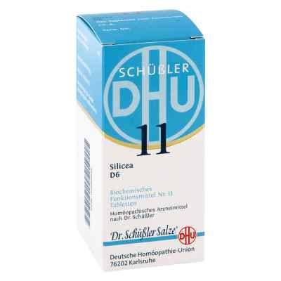 Biochemie Dhu 11 Silicea D 6 Tabletten  bei versandapo.de bestellen