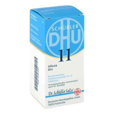 Biochemie Dhu 11 Silicea D12 Tabletten  bei versandapo.de bestellen
