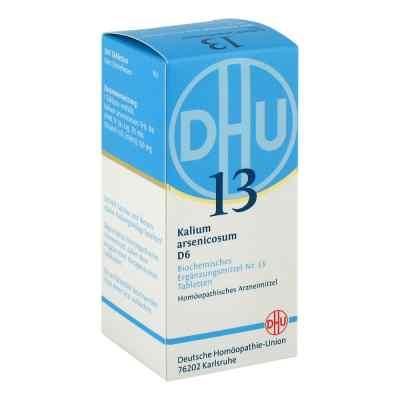 Biochemie Dhu 13 Kalium arsenicosum D 6 Tabletten  bei versandapo.de bestellen