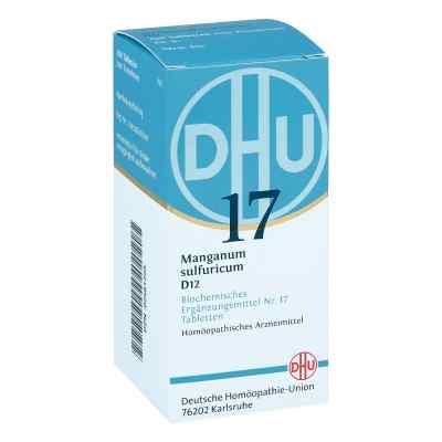 Biochemie Dhu 17 Manganum sulfuricum D 12 Tabletten   bei versandapo.de bestellen