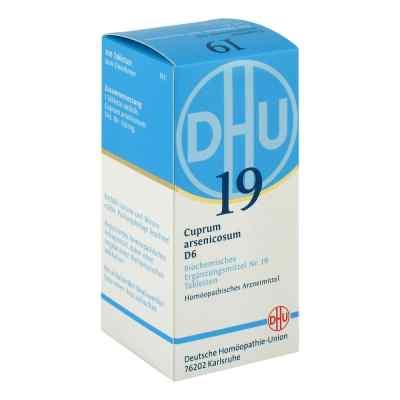 Biochemie Dhu 19 Cuprum arsenicosum D6 Tabletten  bei versandapo.de bestellen