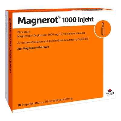 Magnerot 1000 Injekt Ampullen  bei versandapo.de bestellen