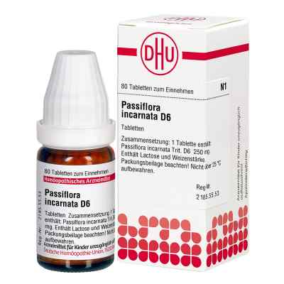 Passiflora Incarnata D 6 Tabletten  bei versandapo.de bestellen