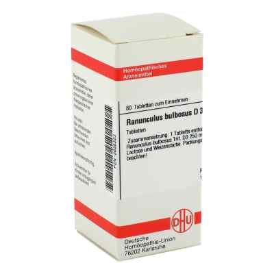 Ranunculus Bulbosus D 3 Tabletten  bei versandapo.de bestellen