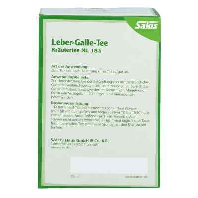Salus Leber-Galle-Tee Nr.18a  bei versandapo.de bestellen