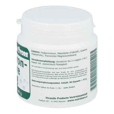 Hyaluronsäure 50 mg Kapseln  bei versandapo.de bestellen