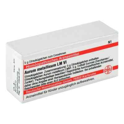 Lm Aurum Metallicum Vi Globuli  bei versandapo.de bestellen